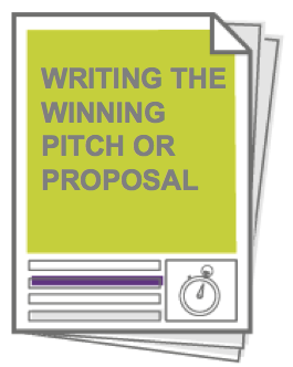 Writing the winning pitch or proposal to win over your clients with Da Costa Coaching
