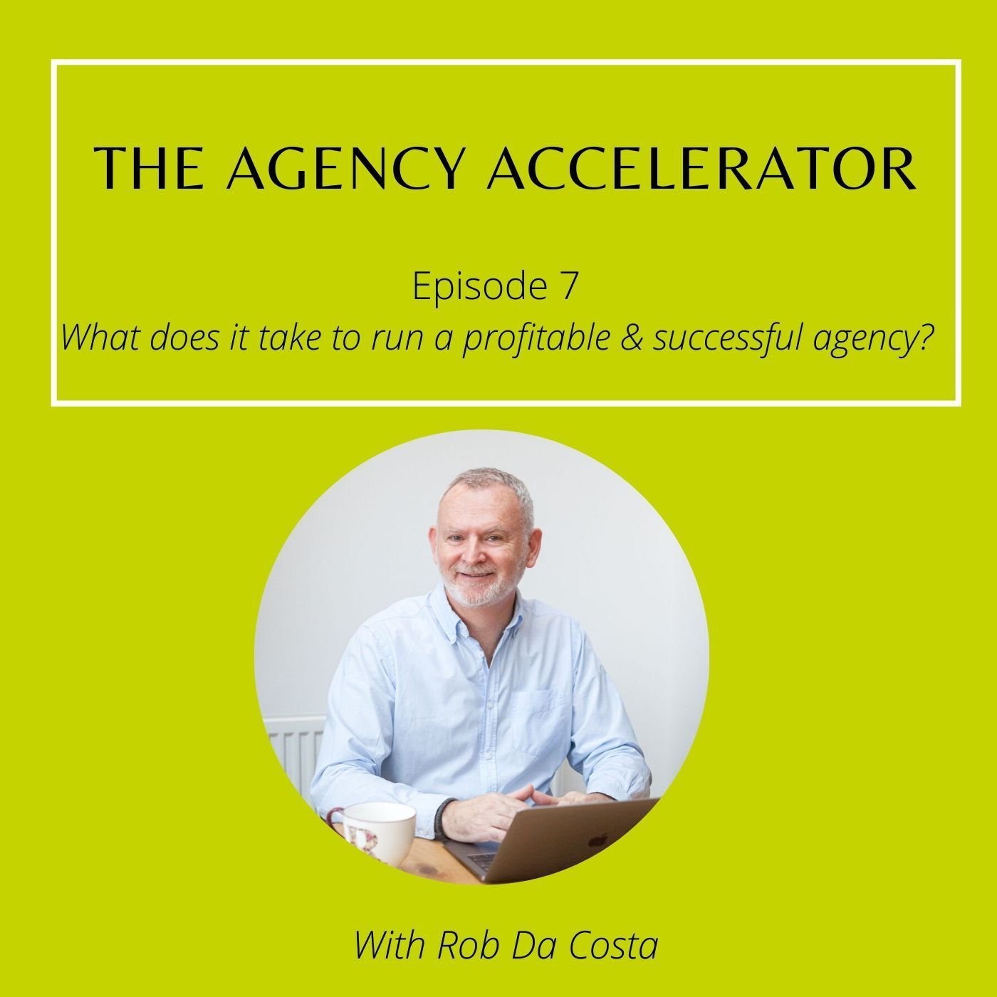 Agency Accelerator Podcast