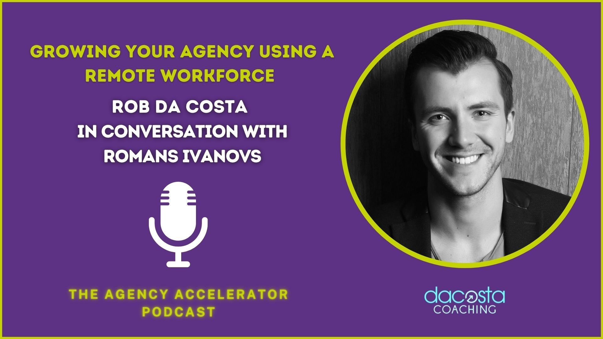 The Agency Accelerator Podcast
